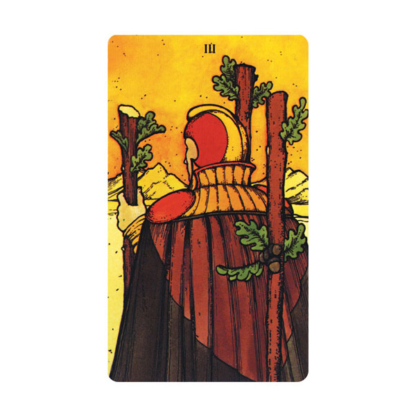 Morgan-Greer Tarot 4