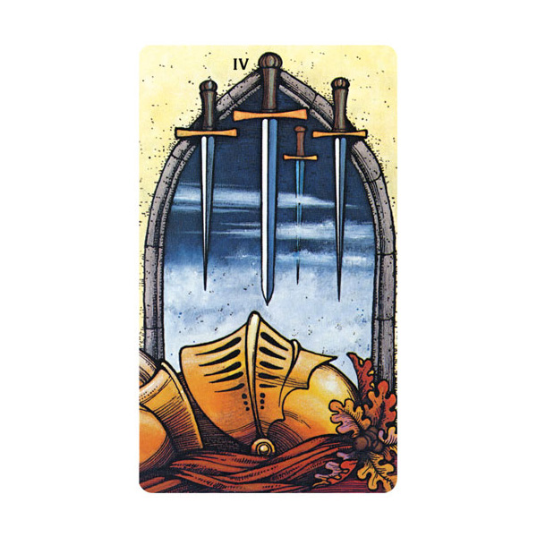 Morgan-Greer Tarot 5