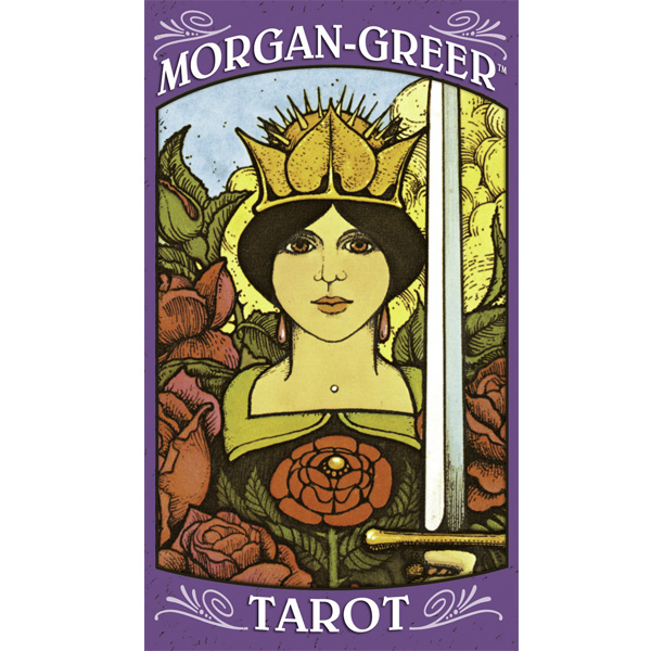 Morgan-Greer Tarot 38