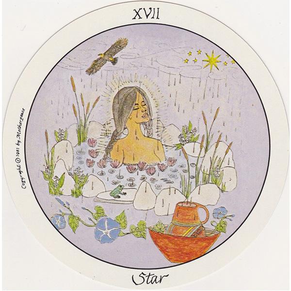 Motherpeace Round Tarot 2