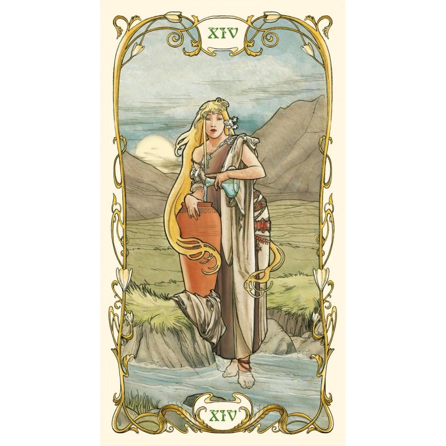 Mucha Tarot 1