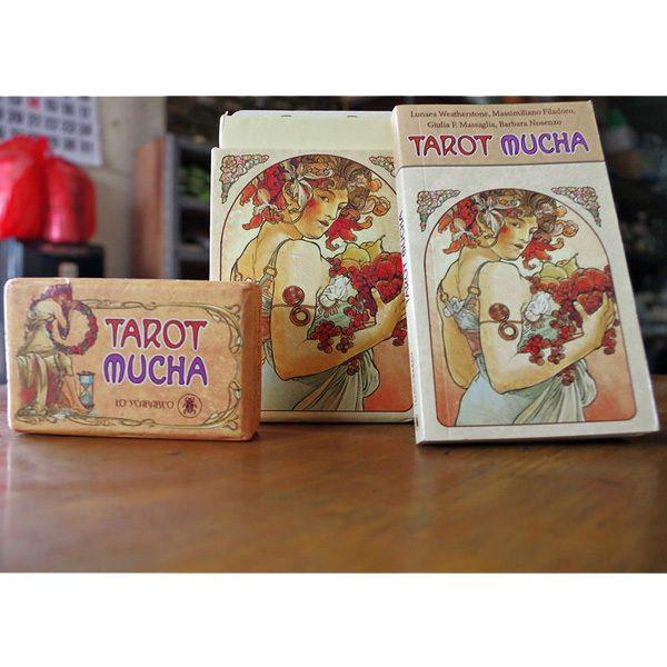 Mucha Tarot 9