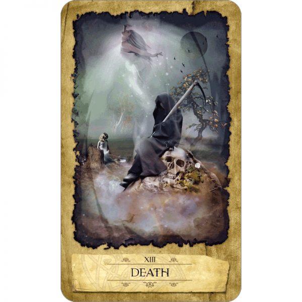 Mystic Dreamer Tarot 2