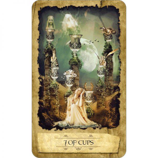 Mystic Dreamer Tarot 4