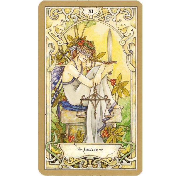 Mystic Faerie Tarot 1