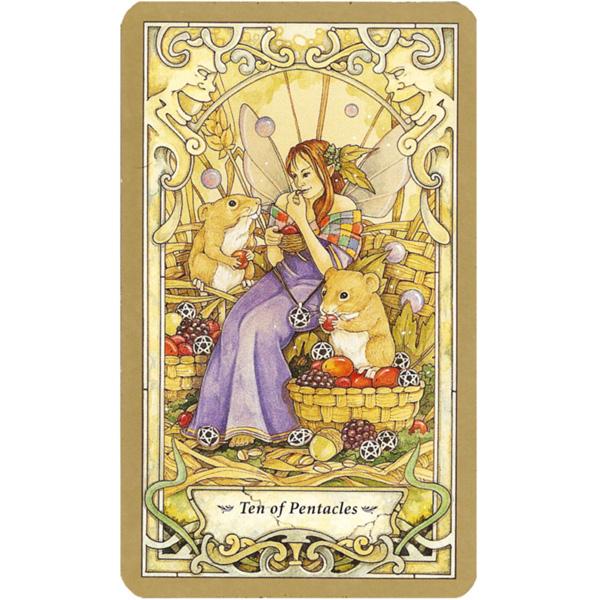 Mystic Faerie Tarot 3