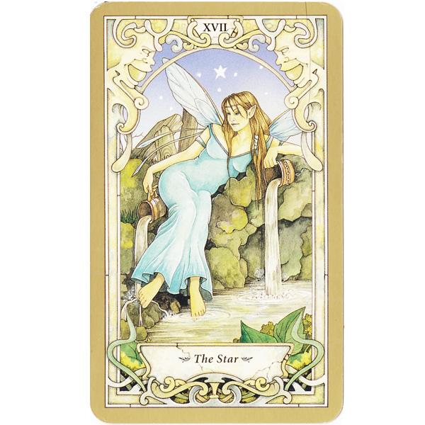 Mystic Faerie Tarot 4