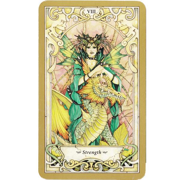 Mystic Faerie Tarot 5