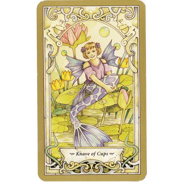 Mystic Faerie Tarot 6