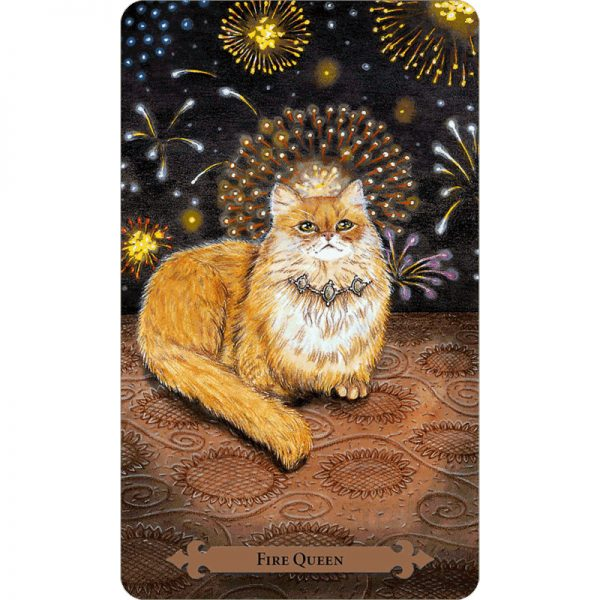 Mystical Cats Tarot 2