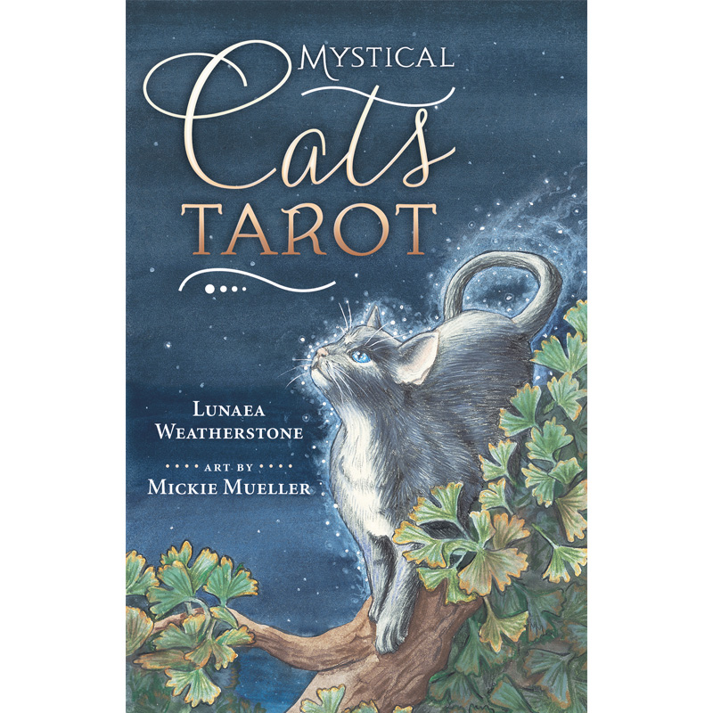 Mystical Cats Tarot 22