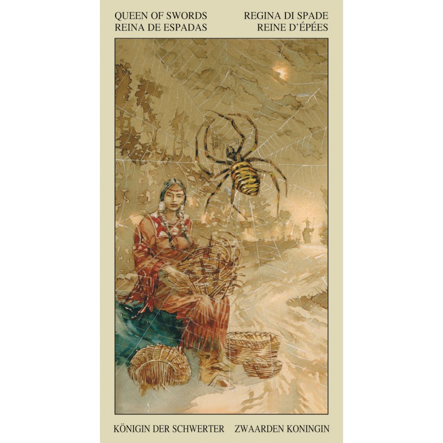 Native American Tarot – Lo Scarabeo 1