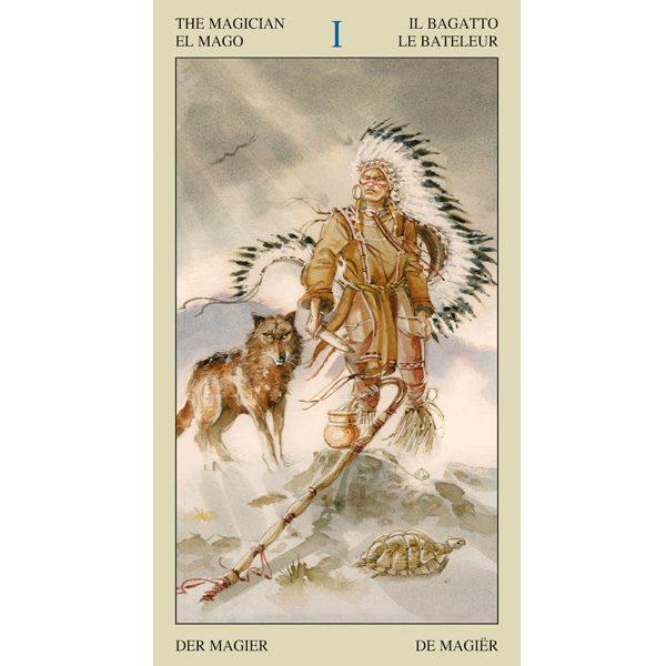 Native American Tarot – Lo Scarabeo 4