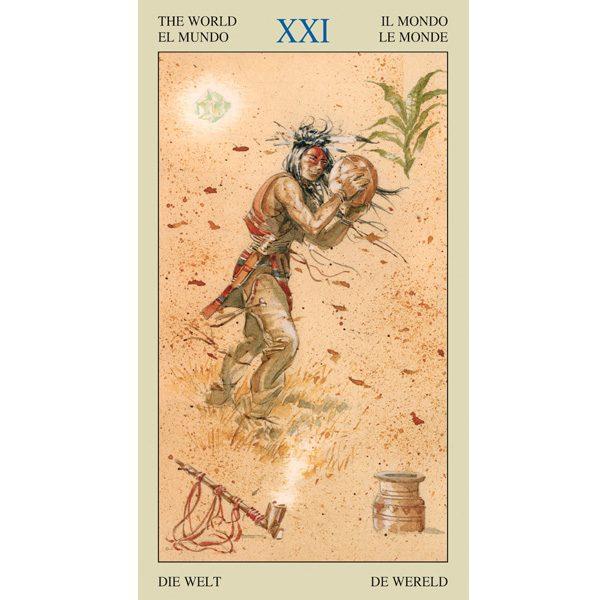Native American Tarot – Lo Scarabeo 5