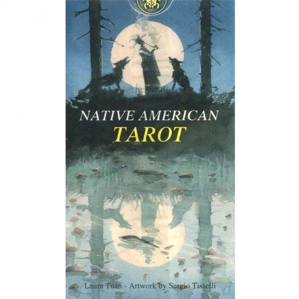 Native American Tarot – Lo Scarabeo