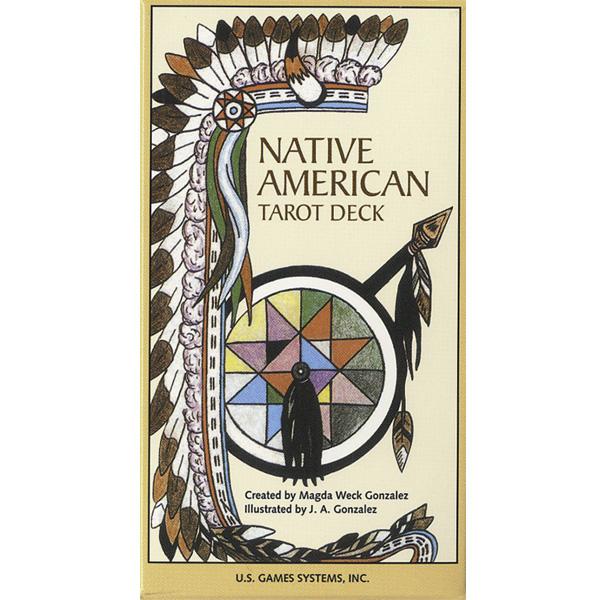 Native American Tarot - US Games 3