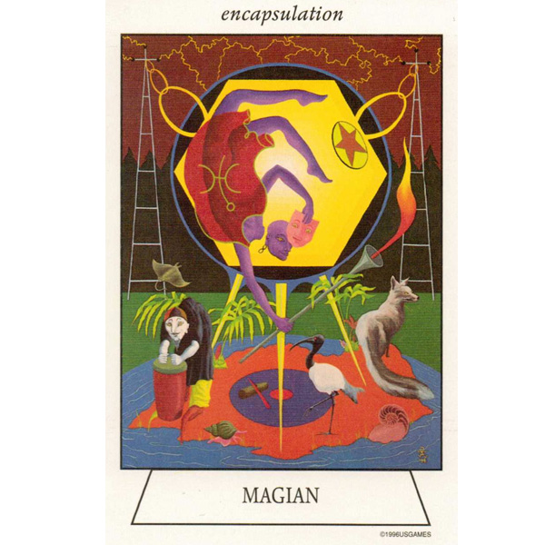 Navigators Tarot of the Mystic Sea 1