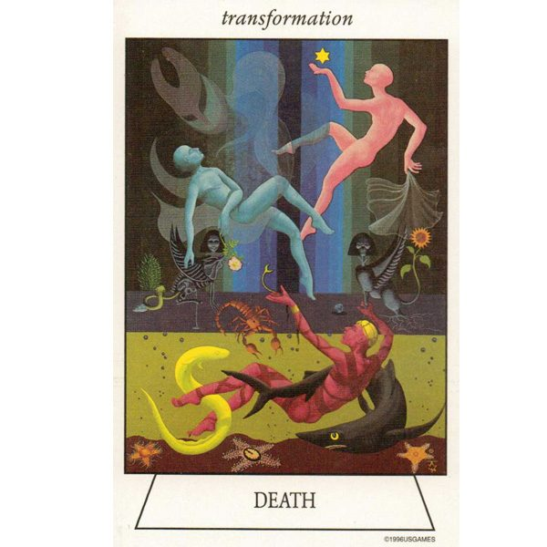 Navigators Tarot of the Mystic Sea 3