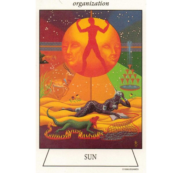 Navigators Tarot of the Mystic Sea 4