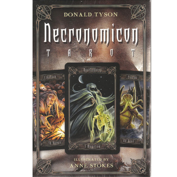 Necronomicon Tarot 7