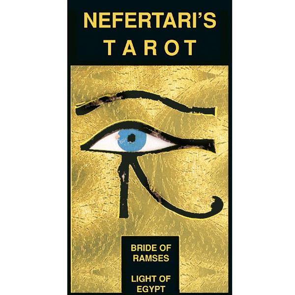 Nefertari's Tarot 18