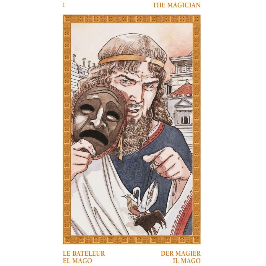 Olympus Tarot 1