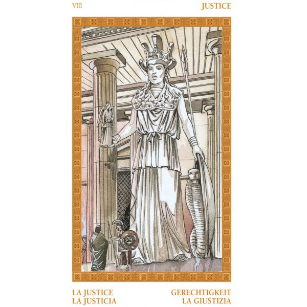 Olympus Tarot 3