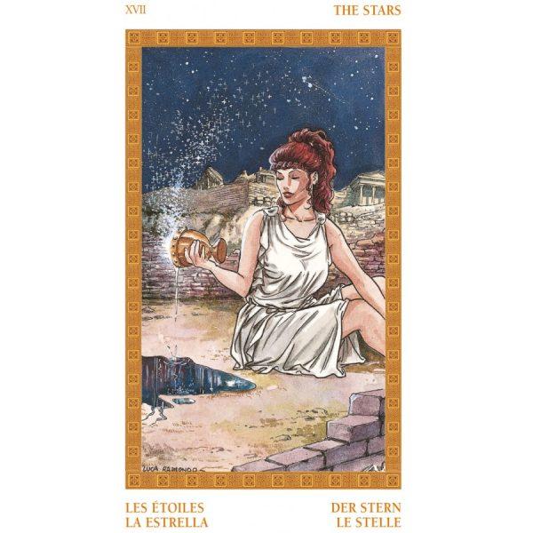 Olympus Tarot 6
