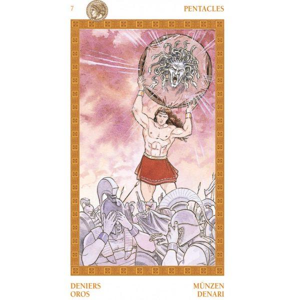 Olympus Tarot 9