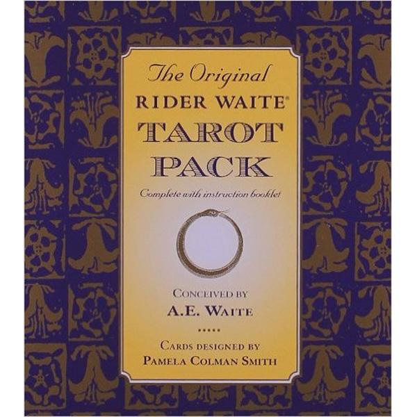 Original Rider-Waite Tarot 3