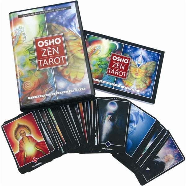 Osho Zen Tarot 8