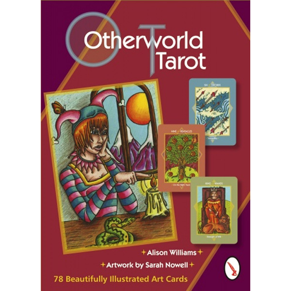 Oze69 Watchers Tarot 2