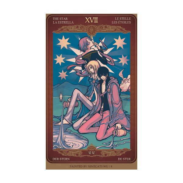 Oze69 Watchers Tarot 4