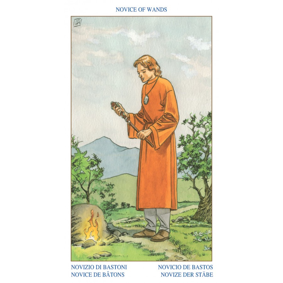 Pagan Tarot 10