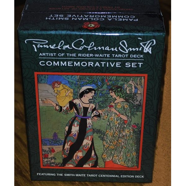 Pamela Colman Smith Commemorative 8