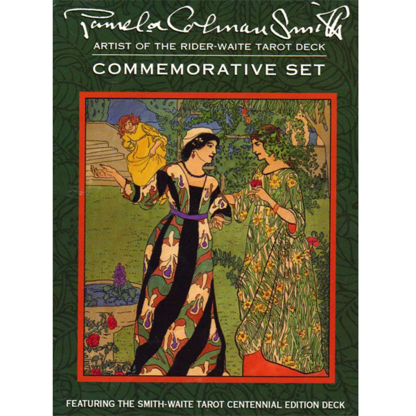 Pamela Colman Smith Commemorative - Tin Edition 2