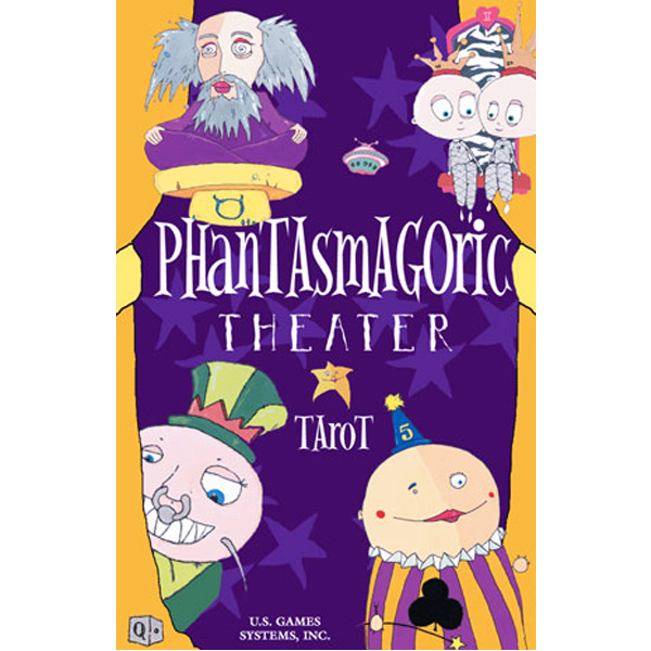 Phantasmagoric Theater Tarot 9