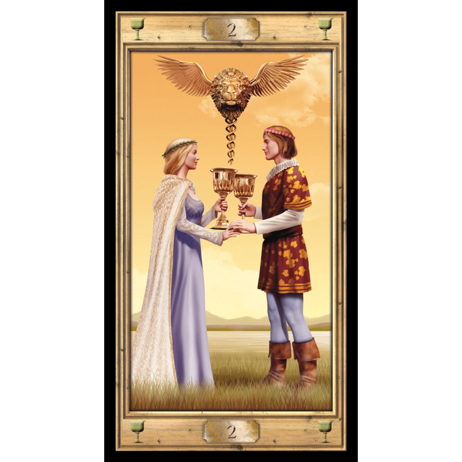 Pictorial Key Tarot 1