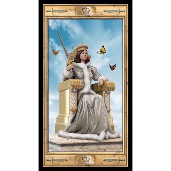 Pictorial Key Tarot 4