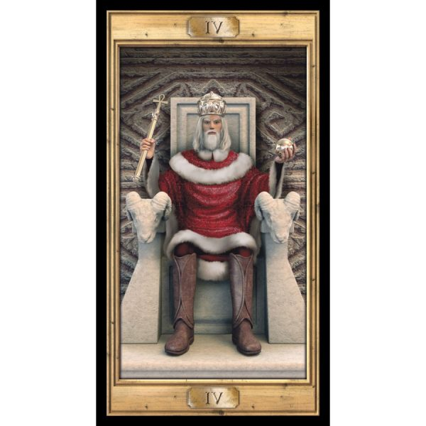 Pictorial Key Tarot 6