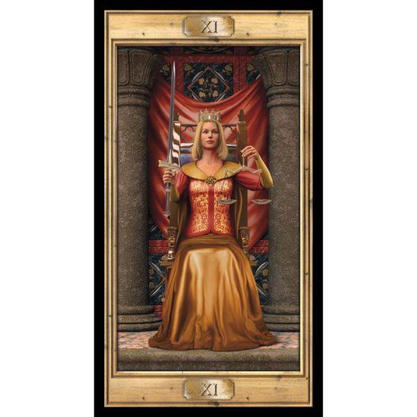 Pictorial Key Tarot 8