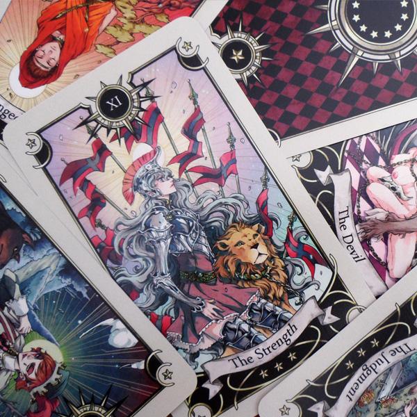 Poisoncage Tarot 11
