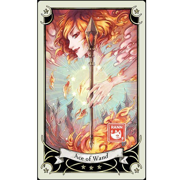 Poisoncage Tarot 2