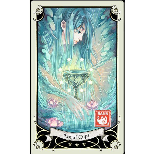 Poisoncage Tarot 3