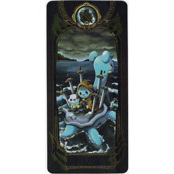 Pokemon Tarot 13