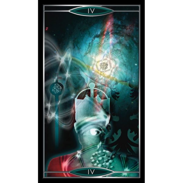 Quantum Tarot 6