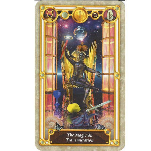 Quest Tarot 1
