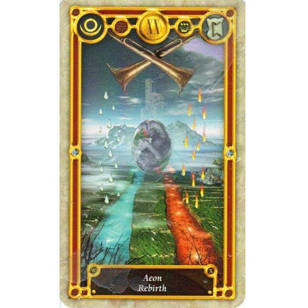 Quest Tarot 3