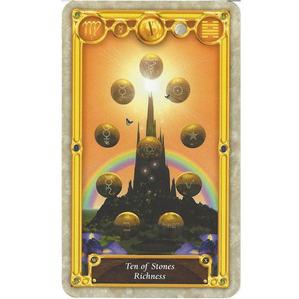 Quest Tarot 4