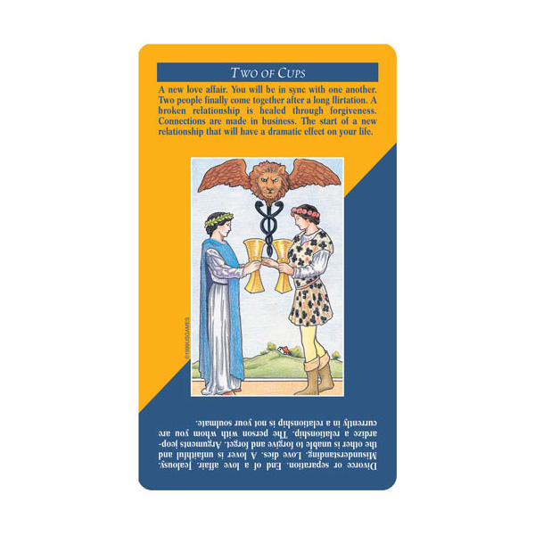 Quick & Easy Tarot 3